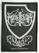 Marduk - 'Panzer Division' Woven Patch